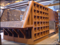 Reverb Furnace Fabricated Shell