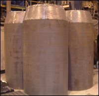 Large Furnace Lining Forms 3
